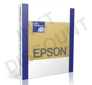 Epson Enhanced Matte Posterboard - 1122 gram A3+ (329 x 483 mm)