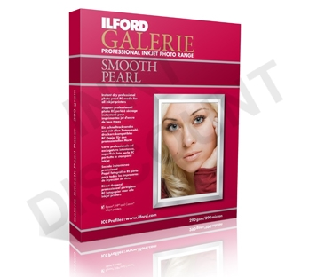 Ilford Galerie Smooth Pearl Paper - 290 gram A4 (297 x 210 mm)