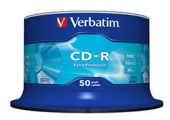 Verbatim CD-R 700 MB 50 pack