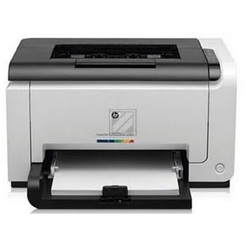 Laserjet CP 1025 N Color Printer