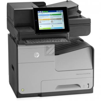 Officejet Managed Color Flow MFP X 585 ZM